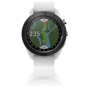 Reloj Garmin Approach S60 Blanco  010-01702-01
