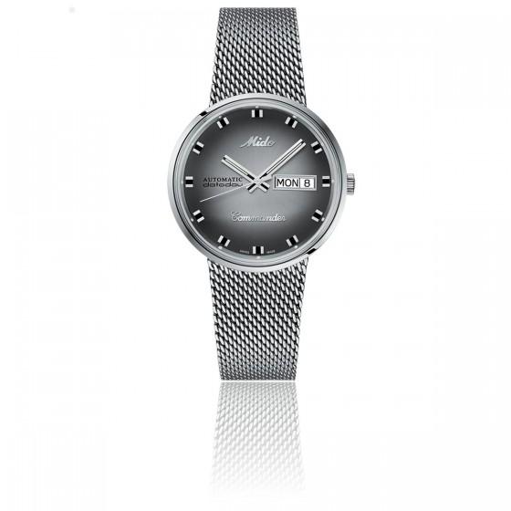 f7845bff319f Reloj Mido automático Commander Gent II M8429.4.27.11 - Ocarat
