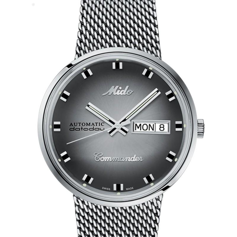 cc230a33d917 Reloj Mido automático Commander Gent II M8429.4.27.11 - Ocarat