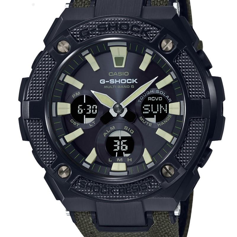 bd73d17fd8789 Reloj G-Steel GST-W130BC-1A3ER -Casio G-Shock - Ocarat