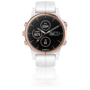 Reloj Fēnix 5S Plus Rosegold Sapphire  010-01987-07