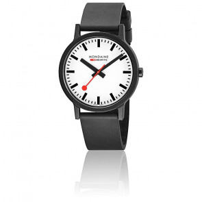 Reloj Écolo Essence blanco 41 mm  MS1.41110.RB