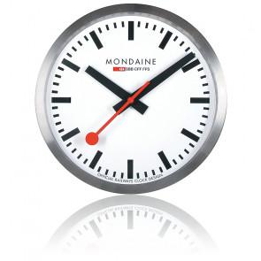 Reloj de pared Mondaine CFF Smart Stop2go 25 cm MSM.25S10