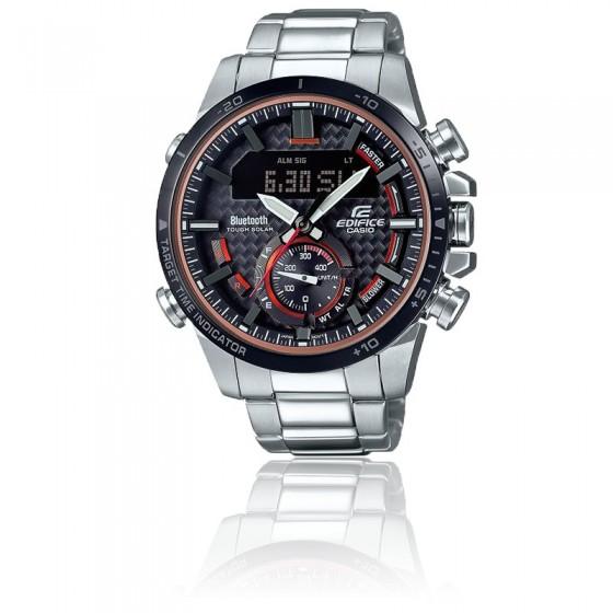 8785b0568446 Reloj Casio Edifice modelo ECB-800DB-1AEF Bluetooth - Ocarat