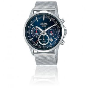 Reloj Chrono Acero Correa Malla PT3969X1