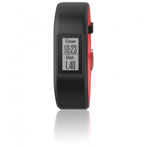 Reloj Vivosport® negro-fucsia pequeño/mediano 010-01789-01