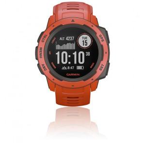Reloj Instinct rojo fuego 010-02064-02