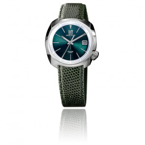 Reloj AM1 Slim Automatic Forest Lézard Vert