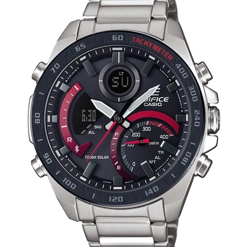dcc9439c8e07 ... Reloj Edifice Bluetooth Collection ECB-900DB-1AER ...