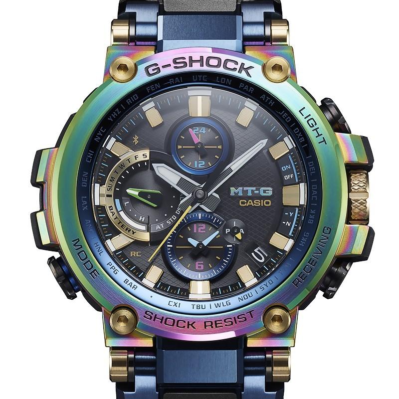 aa422375f44f ... Reloj Casio G-Shock MTG-B1000RB Vivid Rainbow