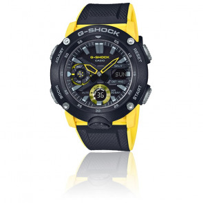 Reloj G-Shock Series-Carbon Core Guard Amarillo GA-2000-1A9ER