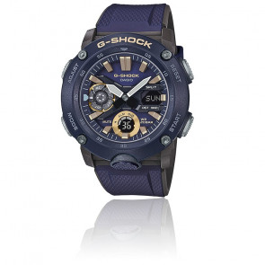 Reloj G-Shock Series-Carbon Core Guard Violet GA-2000-2AER
