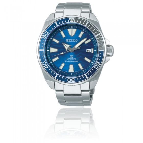 Reloj Prospex Samurai Save The Ocean SRPD23K1