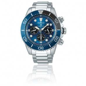 Reloj Prospex Save The Ocean Chronographe Quartz Solar SSC741P1