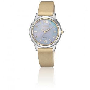 Reloj Citizen Eco-Drive Super Titanium EM0724-17Y