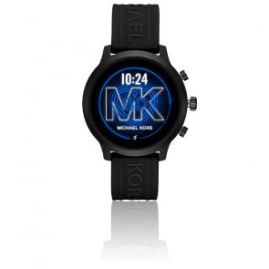 Reloj conectado Acess MKGO Silicona negra MKT5072