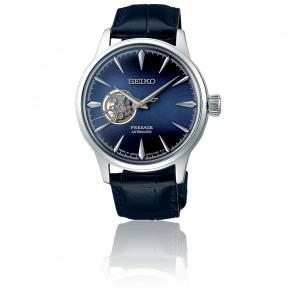 """Reloj Présage Automatique Cocktail SSA405J1 """"The Blue Moon"""""""