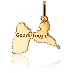 Colgante Oro Amarillo 18K Guadalupe 18 x 18 mm