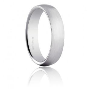 Alianza de plata Núria 5 mm