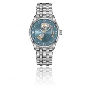 Reloj Jazzmaster Open Heart Auto H32705142