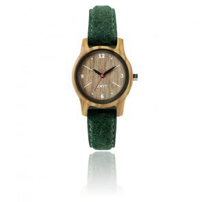 Reloj Angkor Verde pino DW-01302-1013