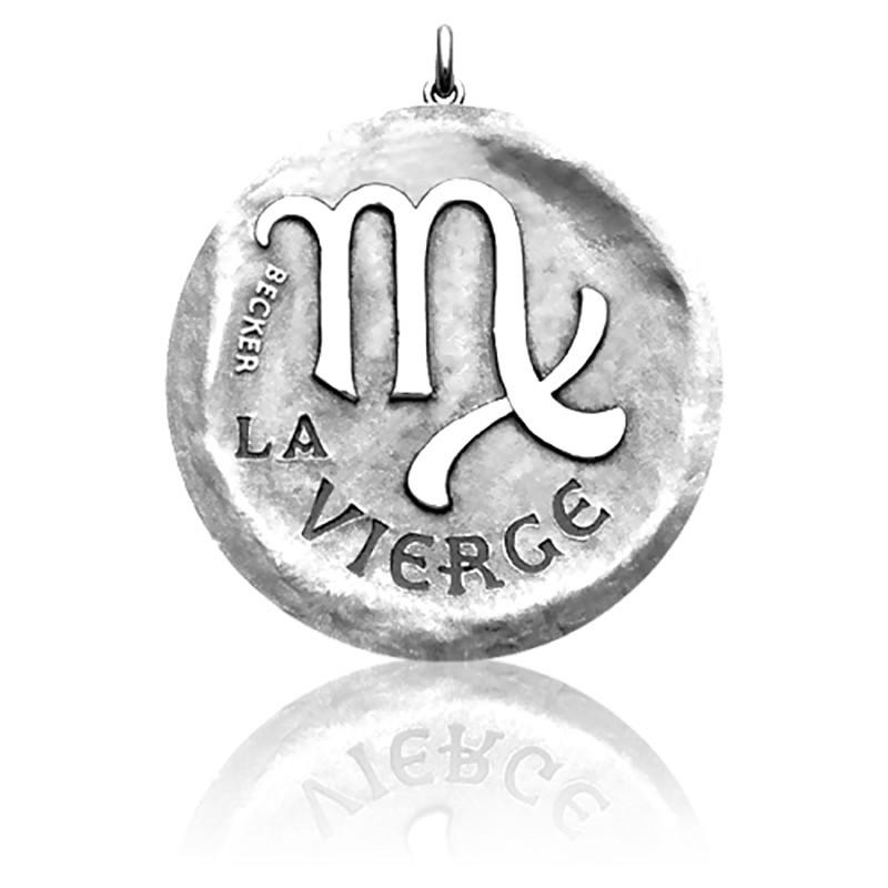 Medalla Zodiaco Virgo