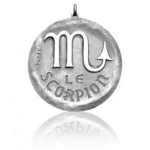 Medalla Zodiaco Escorpio