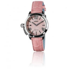 Reloj Classico 38 Pink 8480