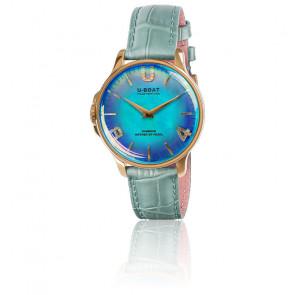 Reloj Rainbow 38 Blue IP Bronze 8475