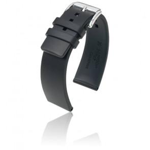 Correa de reloj negro puro 40538850