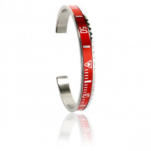 Pulsera STEEL Red (Edición Limitada)