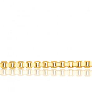 Cadena Veneciana 70 cm Oro Amarillo