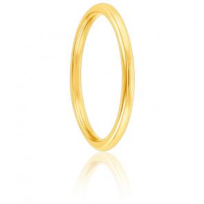 Alianza Elegante Caña confort, 1,50mm Oro amarillo