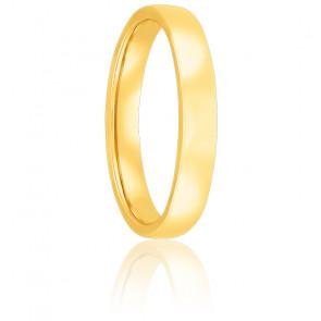 Alianza Superbe Plein 3,50 mm Oro Amarillo