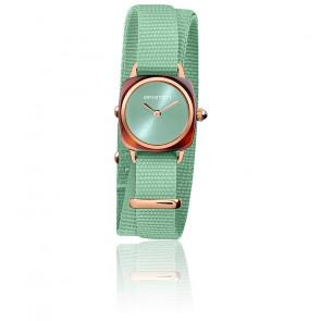 Reloj de acetato Clubmaster Lady Verde agua 21924.PRA.T.29.NGW