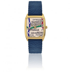 Reloj Signature Barbès 046-1G26-08G18