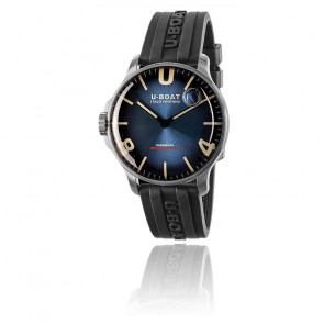Reloj Darkmoon Blue IP Black Soleil 8700
