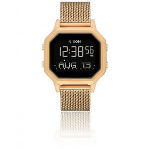Reloj Siren Malla milanesa Dorado A1272-502-00
