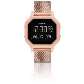 Reloj Siren Malla milanesa Oro Rosa A1272-897-00