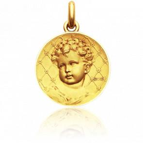 Medalla Niño Redonda