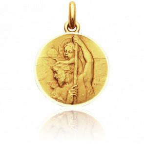 Medalla San Cristóbal