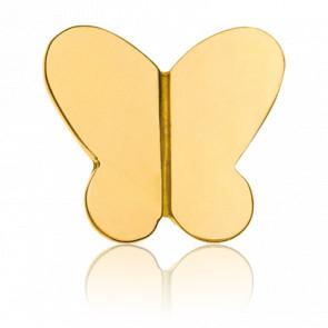 Colgante Oro Amarillo mariposa