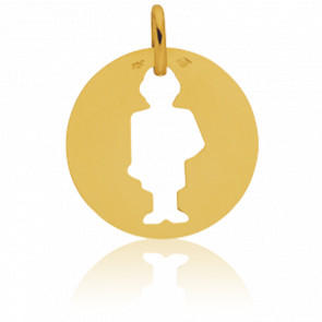 """Medalla """"Les Petits Trésors"""" Niño"""