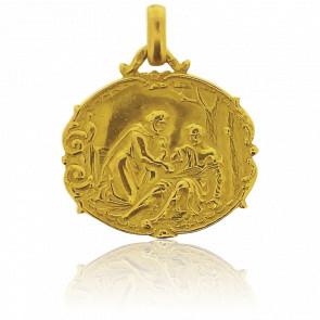 Medalla Buen Samaritano
