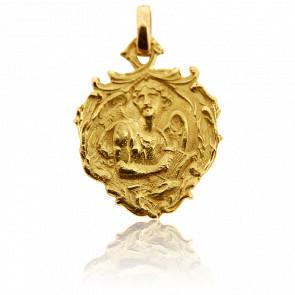 Medalla Ángel Gabriel Corazón