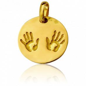 Medalla Empreintes Modelo Grande