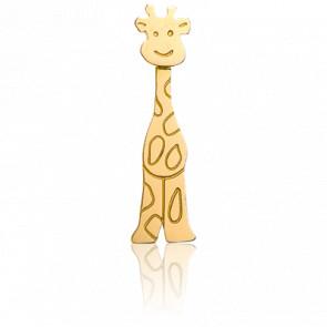 Colgante Oro Amarillo jirafa