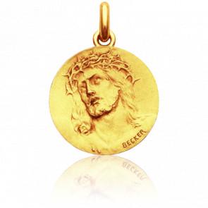 Medalla Cristo Ecce Homo