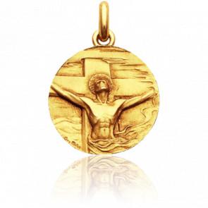 Medalla Cristo Redentor