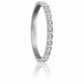 Alianza Guaviare 1 anillo Oro blanco